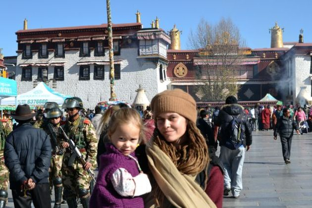 Lhasa-Gott? oder Aggressor!